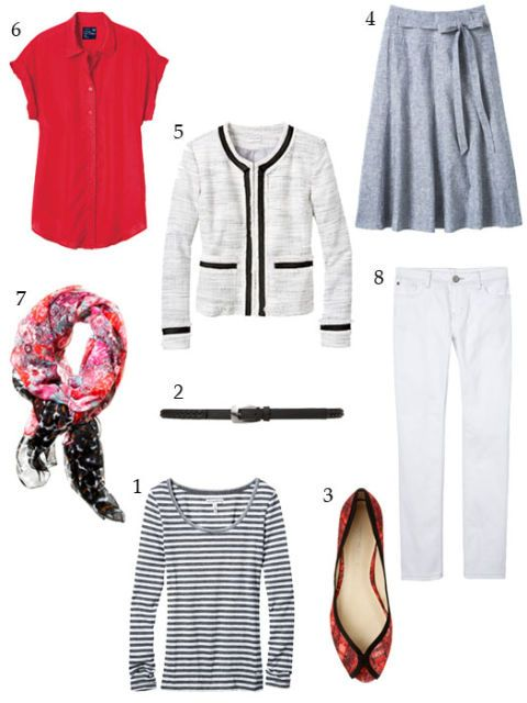 inexpensive womens clothing on white
