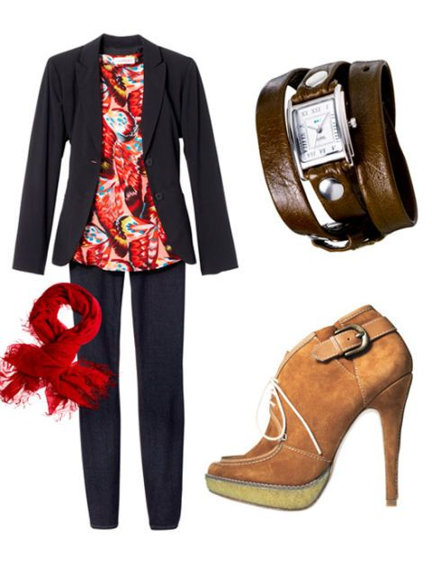 stacy londons ideal outfit