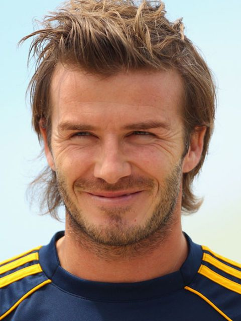 athlete david beckham