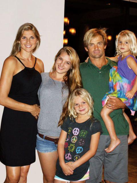Gabrielle reece family