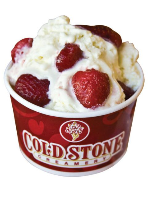 Cold Stone Cake Batter Ice Cream Calories