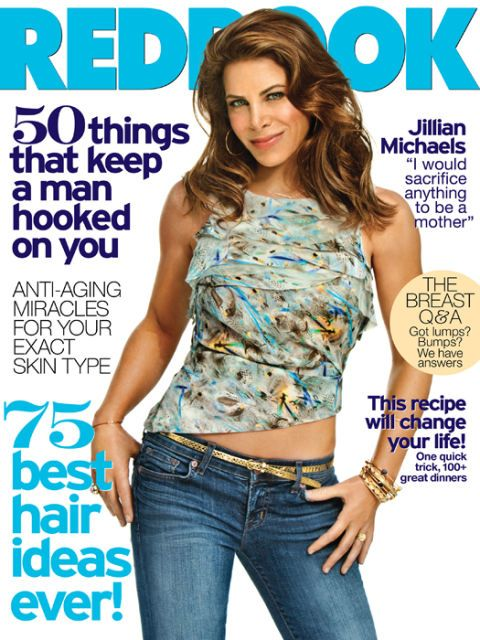 Jillian Michaels cover