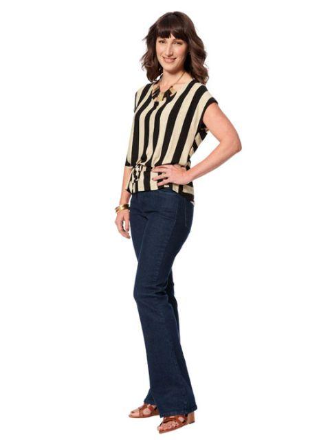 Evans Brand New Blue Denim Mid Wash Pear Fit Straight Leg Jeans Plus Size 18-28