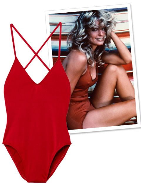 Norma Kamali swimsuit designer