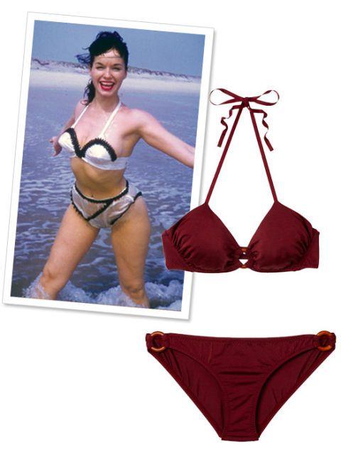 Malia Mills swimsuit designer