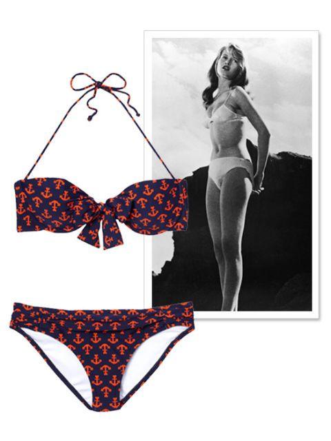 Shoshanna Gruss swimsuit designer