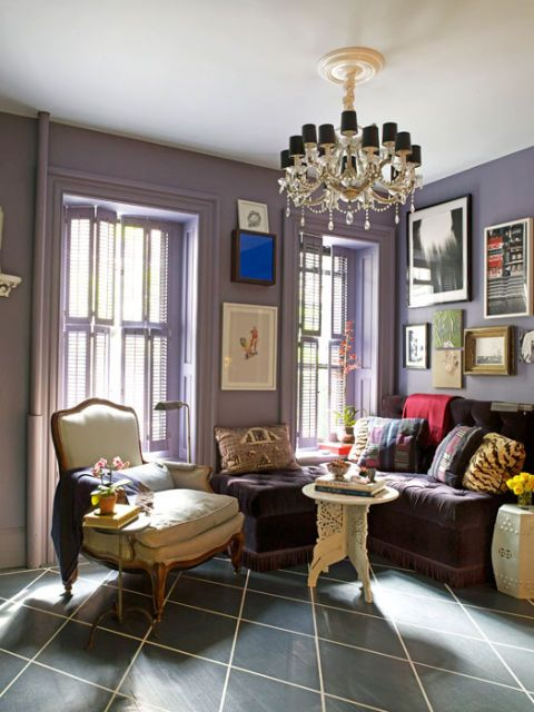 decorating with paint colors