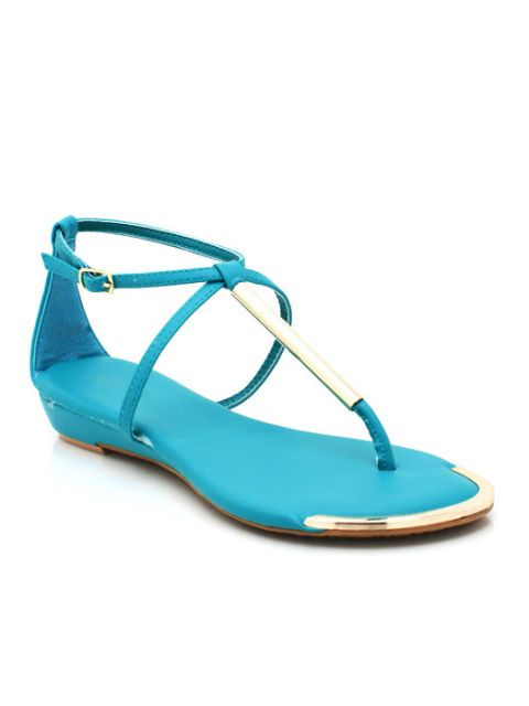 Blue, Aqua, Teal, Turquoise, Azure, Musical instrument accessory, Sandal, Electric blue, Fashion design, Slipper,