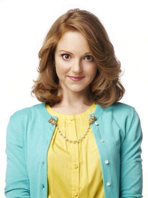 Emma Pilsbury from Glee