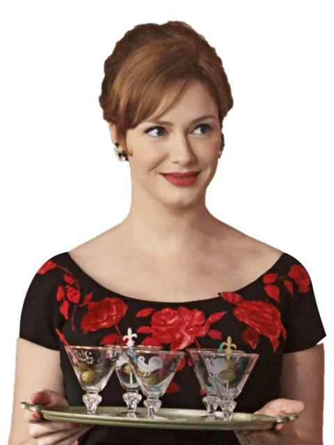 Joan Harris from Mad Men