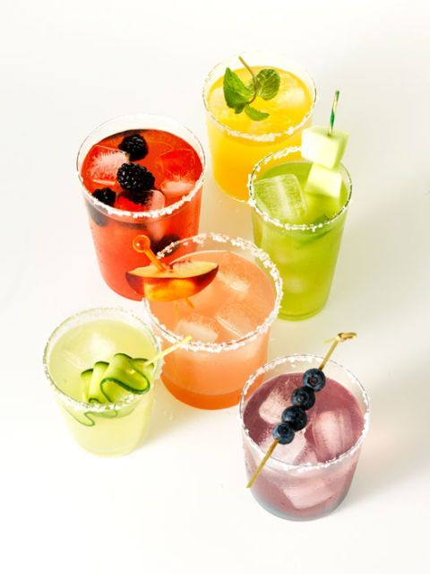 flavored margarita recipes