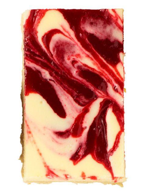 Cranberry swirl cheesecake recipe