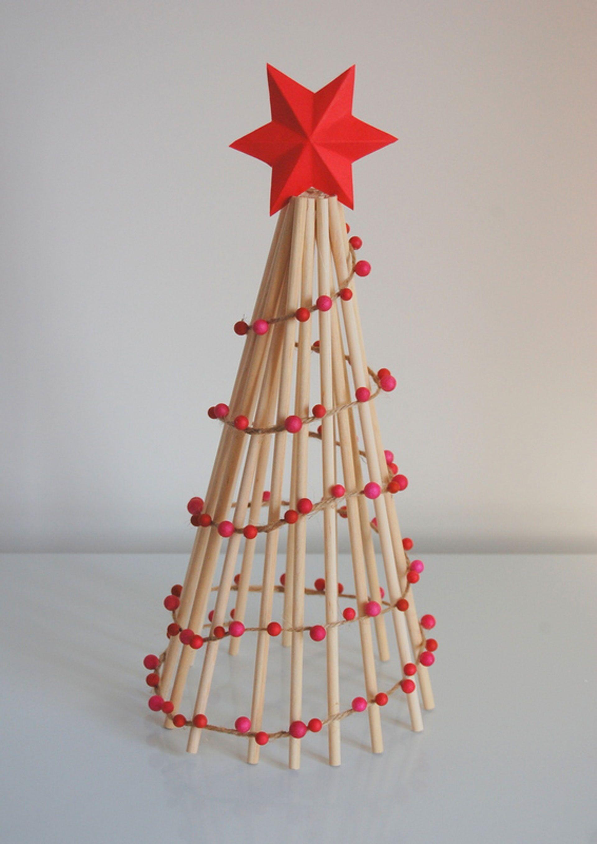 10 mini christmas trees amazing d i y holiday decoration ideas