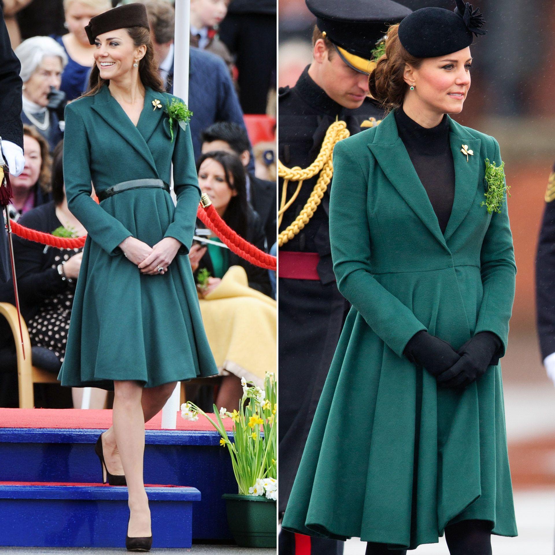 Kate Middleton Repeated Outfits - Kate Middleton Fashion Photos