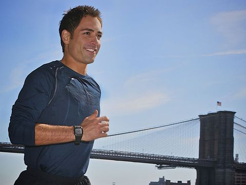 trainer louis coraggio running