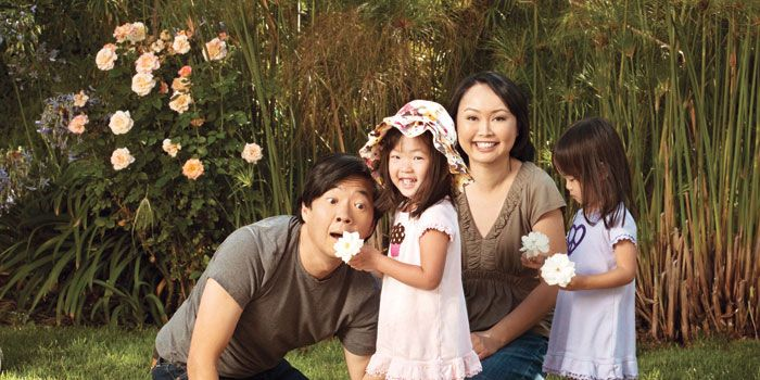 Ken Jeong Wife Interview Ken Jeong On The Hangover Family And Kids
