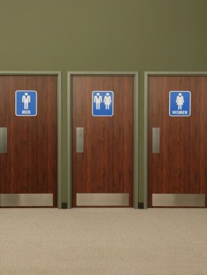The Great Mom Debate When Do You Let Your Child Use A Public Restroom Alone
