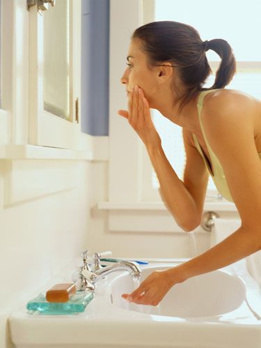 Cleanse your skin the right way