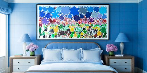 Blue Paint Accessories And Home Decor How To Decorate With Blue