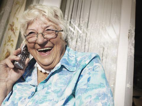 Grandma gossip