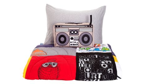 boom box kids bedding