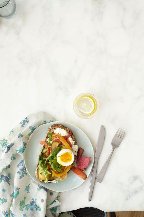 Ultimate Egg Sandwich recipe