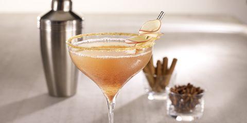 Apple Spiced Martini