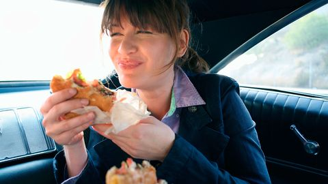 what to eat on a road trip