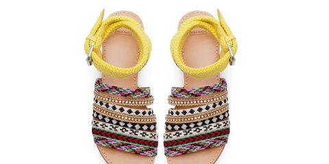 Product, Brown, Yellow, Fashion accessory, Fashion, Tan, Lavender, Natural material, Fashion design,