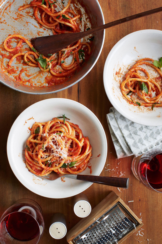 Bucatini Fra Diavolo franny's pasta recipe