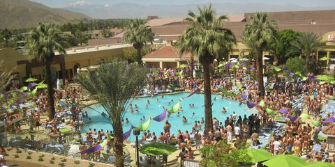 Instead of Las Vegas, visit Palm Springs, CA