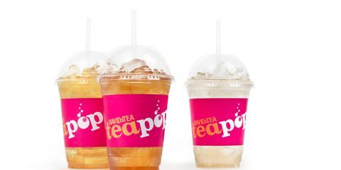 Iced teapop