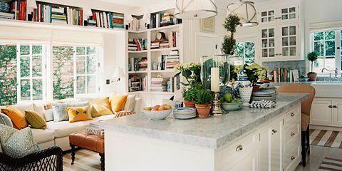 chic kitchen decor