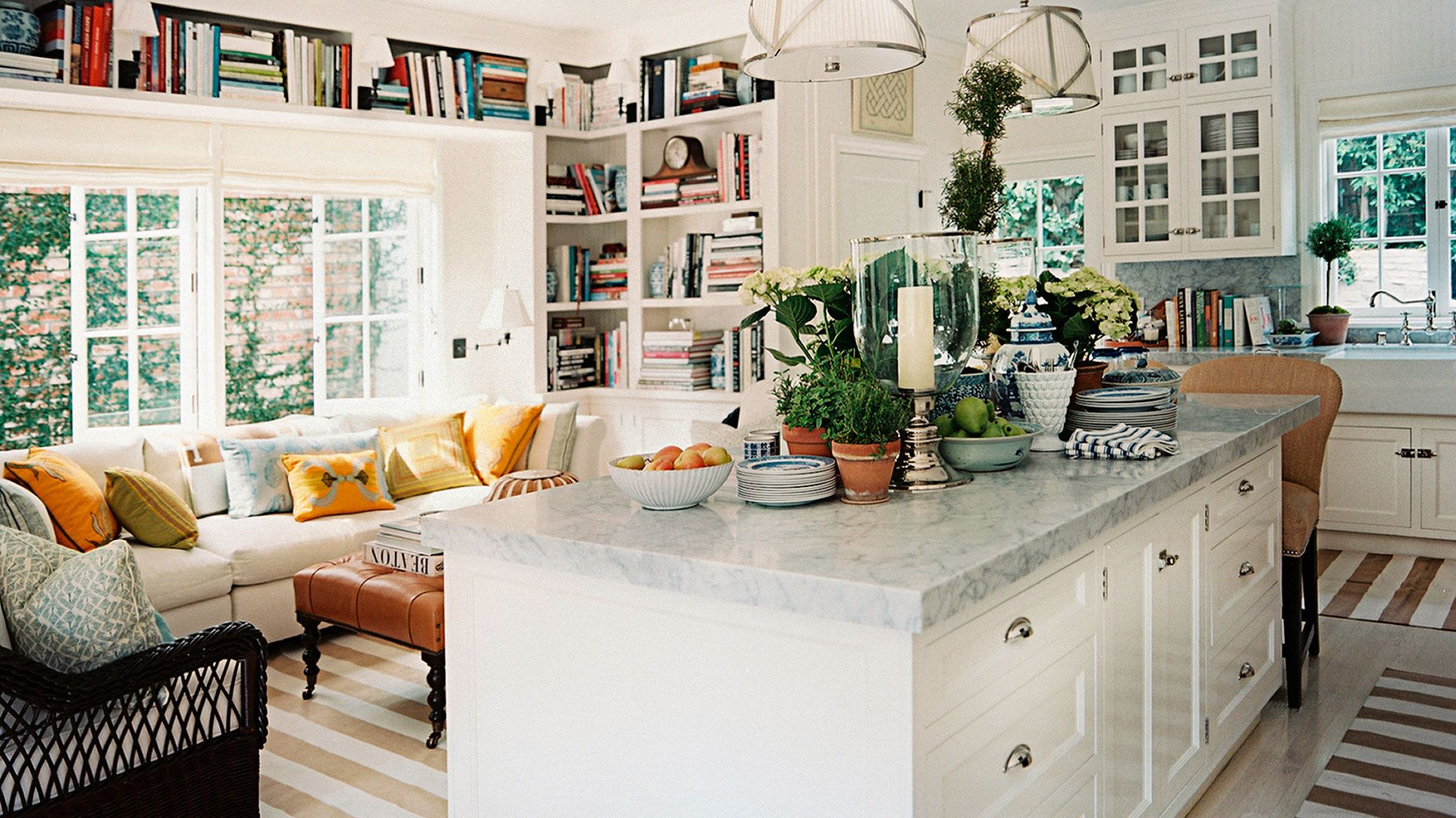 chic kitchen decor
