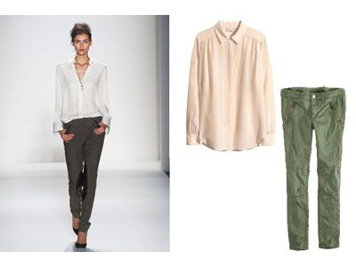 96d7c0abf98 Marissa Webb and Peter Some NYFW SS 2014 - Get the Look for Less