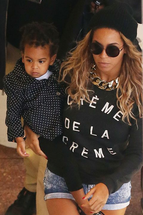 Beyoncé Knowles & Blue Ivy Carter: Big Hair, Don't Care