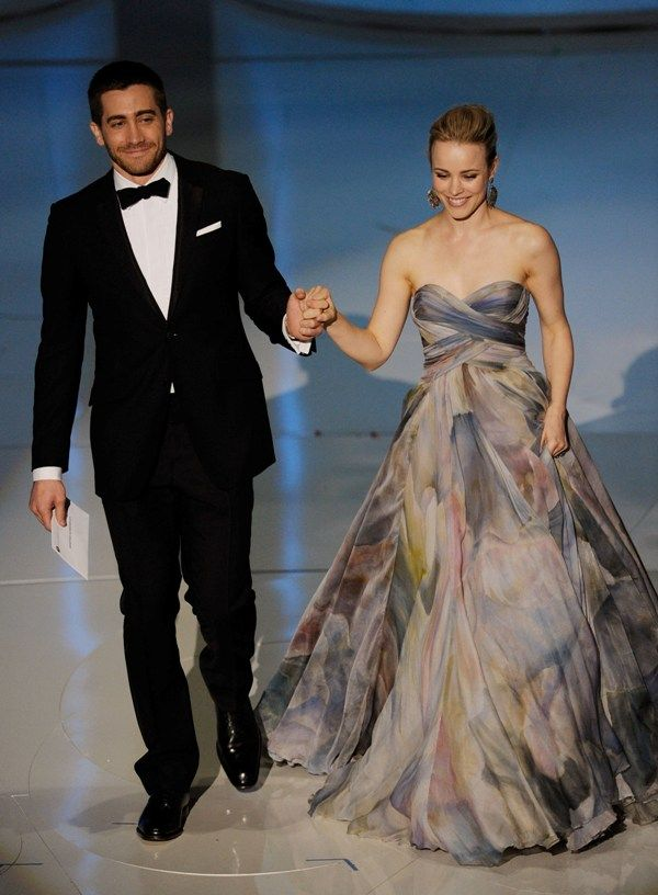 Are jake gyllenhaal and rachel mcadams dating