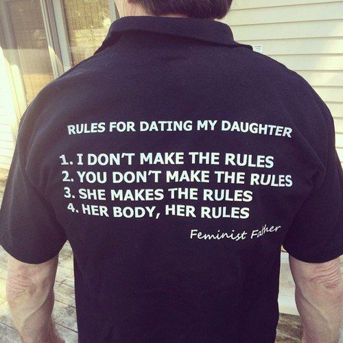 10 commandments of dating my daughter