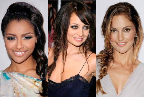 Air Dry Hairstyles Tips And Hairstyles For Air Dried Hair