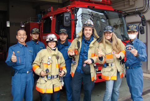 Empact Northwest Firefighters