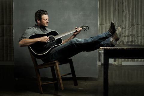 Blake Shelton, Say Yes to the Dress, Miranda Lambert