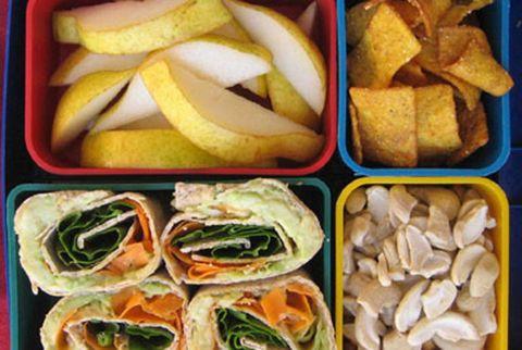 veggie roll ups