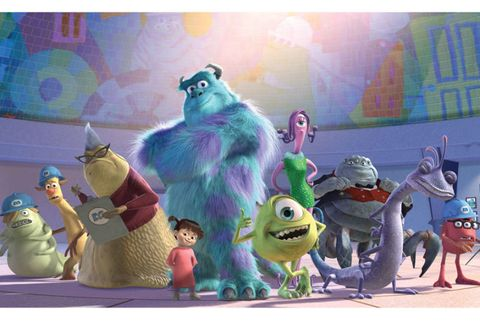 monsters inc 3d, holiday movies