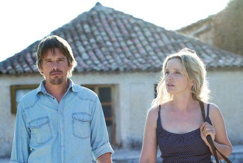 couple looking upset