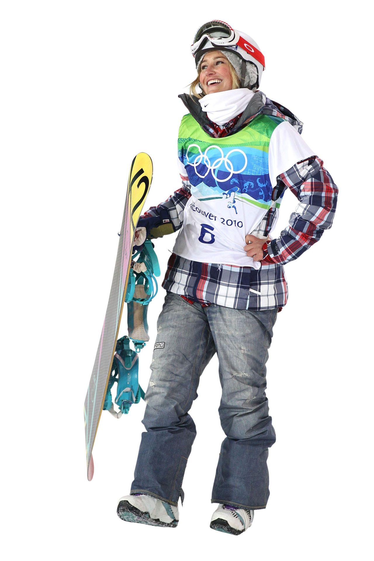 women of the winter olympics