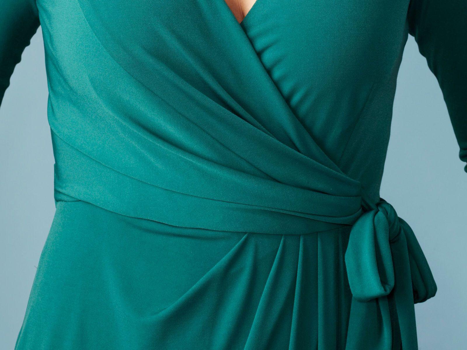 iconic wrap dresses