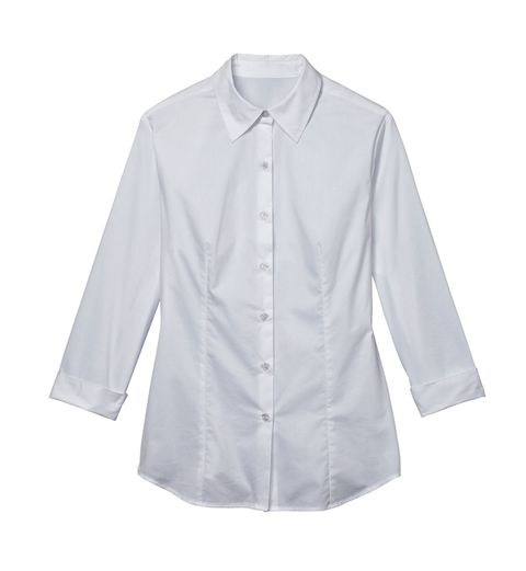 celebrities wearing white shirts
