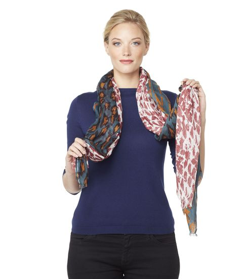 scarf tying techniques