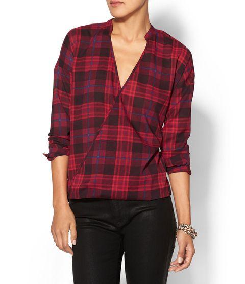Plaid, Product, Dress shirt, Collar, Tartan, Sleeve, Trousers, Green, Shoulder, Pattern,