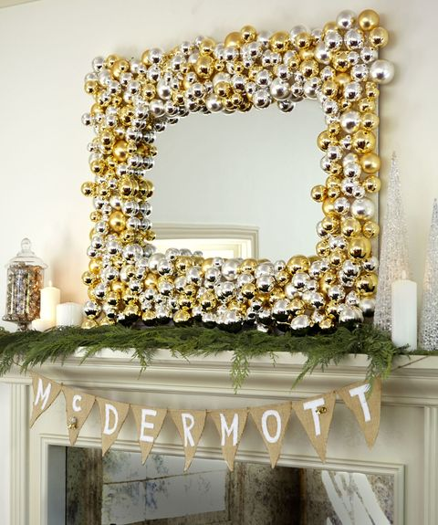 Christmas Diy Decorating Ideas: DIY Holiday Decor Ideas From Tori Spelling